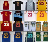 Unisex sport flash player - 2017 Newest Style Arrival LeBron James Chinese Sports Jersey Cheap Blue White Red Yellow Stitched Jerseys With Player Name