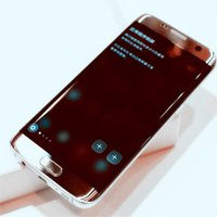 Wholesale Chinese Smartphone Copies - 2017 New Copy S7 edge 64bit Dual core show 4G 3GB RAM 64GB ROM smartphone android 6.0 goophone s7 edge Metal frame
