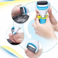 Wholesale Pedicure Foot Electric - Electric Grinding AMOPE   SCHOLL Velvet Smooth Diamond High Quality! Foot care Tool Pedicure Foot Machine Repair Feet Care Wear Skin Device