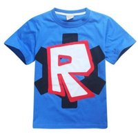 Wholesale Kids Boys Round Neck Tshirt - Roblox Stardust Ethical game kids t-shirt cotton boys clothes summer girls tshirt kids fashion Rogue One clothing chemise garcon