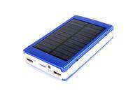 Wholesale Carregador Iphone Portatil - High Quality Power Bank 6000mAh Solar Charger Powerbank Carregador de Bateria Portatil for iPhone iPad Samsung Smart Cell Phone