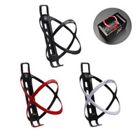 Wholesale Black Red White Bottle Cage - Lightweight road bicycle UD carbon fiber bottle cage carbon bottle cages MTB Bike LW Water Bottle holder cycling accessories