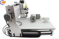 Wholesale Small Lathe Machines - small machines for business,AMAN 3040 800W hot sell mini cnc lathe machine,desktop cnc engraving machine
