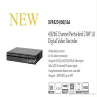 Wholesale Digital Video Recorder Pc - DAHUA NEW Product 4 8 16 Channel Penta-brid 720P 1U Digital Video Recorder Without Logo XVR4204A XVR4208A XVR4216A