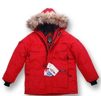 Wholesale Cheap Good Winter Coats - Cheap & Good quality brand men winter down coat Hooded Duck jacket for men size XS-2XL Thicken warm Windproof