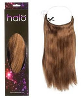 Wholesale Cheap Blonde Hair Extensions Dark - 2017 Hot Sale Cheap Grade 6A Human Remy Virgin Flip in Halo Hair Extensions, 100% Natural Straight Human Hair Fish Line Hair Extension