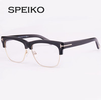Wholesale Eyeglass Cases For Men - High Quality AAAAA+ Luxury brand Eyeglasses frame SPEIKO 5248 Plank frame for women &men matching prescription lens with original case