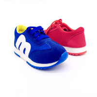 Wholesale Solid Red Baby Top - Top Selling Children Shoes Boys And Girls Fashion Sports Casual Shoes Kids Breathable Sneakers Baby Toddler Shoes Free Shipping