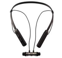 Wholesale Bluetooth Vibrate - QC70 Bluetooth V4.1+EDR Class 2 Handsfree Wireless Stereo Headset Vibrating Headphone Music Sport Neckband Earphones for Samsung iPhone