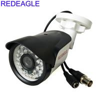 Wholesale Surveillance Cameras Indoor Bullet - 1MP 720P HD AHD Security Camera 30 LED IR-Cut Filter Indoor Outdoor Bullet Surveillance Cameras For CCTV AHD DVR
