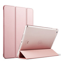 Wholesale Design Cases For Ipad - Tablet Case for iPad Air 1 2 Smart Cover with Backup Luxury Design Case
