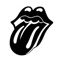 Wholesale Car Sticker Lip - 13.5*15CM LIPS AND TONGUE Fun Car Stickers Motorcycle Decals Car Accessories