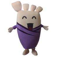 Wholesale Mascot Feet - big foot Mascot Costume Cartoon Real Photo