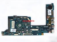 Wholesale intel laptop motherboards cpus for sale - For HP Pavilion N Series ZPT10 LA B151P SR1SE N3520 CPU DDR3 Laptop Motherboard Mainboard Working perfect