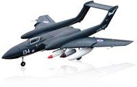 Wholesale Sea Plastic - Wholesale- Sea Vixen DH110 70mm EDF RC Jet
