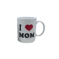 "Wholesale I Love Mugs Wholesale - Wholesale- 1 Piece ""I love Mom"" Magic Color Changing Mugs Heat Sensitive Mug Handgrip Coffee Mugs Mother's Day Gift Special offer"
