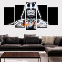 Wholesale Cheap Large Canvas Oil Painting - Large canvas print star wars pictures home decor painting cheap canvas art picture wall decor art oil painting for sale online