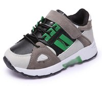 Wholesale Girls Shoes Kid S - U S size: 5.5-12 Children Shoes Girls Sport Shoes Child Rubber Leisure Trainers Casual Kids Sneakers