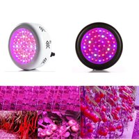 Wholesale Hydroponics Grow Systems - 150W 216W UFO LED Grow Light Full Spectrum LED Plant Grow Lamp for Indoor Medical Plants Veg Flowering Hydroponics Systems