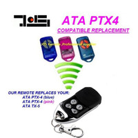 Wholesale Ata Door Remote - Garage Door Remote Control For ATA PTX4 SecuraCode 433.92 MHz