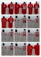 Men black benches - Cincinnati Reds Pete Rose Baseball Throwback Jerseys Johnny Bench Brandon Phillips Jay Bruce Ken Griffe Baseball Jerseys
