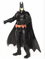 Wholesale Dolls Batman - Batman cartoon toys creative master model collection joint movable doll classic value