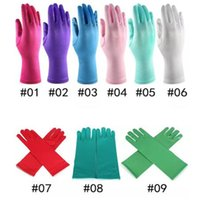 Wholesale Anime Mittens - New Kid full finger gloves for halloween Christmas party snow queen elsa gloves Elsa Cosplay Costume Snow Queen Anime gloves coronation