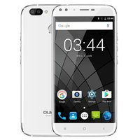 Оптовые 4 камеры 3G Смартфон 5.5 дюймов Android 7.0 Quad Core 2GB RAM 16GB ROM 8MP Dual Sim 2700mAh Oukitel U22