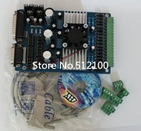 Wholesale Stepper Controller Board - 3 axis TB6560 3.5A CNC engraving machine stepper motor driver board 16 segments stepper motor controller