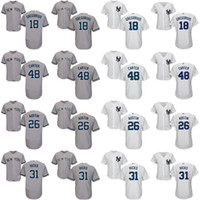 Wholesale Cheap Yankees Jersey - Cheap Mens Womens Kids New York Yankees 18 Didi Gregorius 48 Chris Carter 26 Tyler Austin 31 Aaron Hicks Home Road Stitched Baseball Jerseys