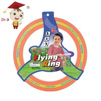 Wholesale Big Toys Meter - Wholesale-High Quality Sporting Flying Disk Disc Big Frisbee 11 inch  28cm Education Outdoor Toy 40 Meters Classic Ring Shape 90007#
