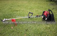 Wholesale Force Engines - Backpack Brush cutter with Honda Gx35 Engine Brush cutter Whipper Snipper Trimmer Line Tree Pruner