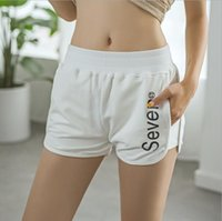 Wholesale Summer new baggy casual sport shorts gym show thin running large size fitness yoga hot pants