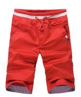 Wholesale slimming swimwear brands online - Plus Large size XL New Man Summer Brand Men s Beach cargo Sports Shorts Man swimwear High Quality Men Trousers T8881
