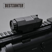 Wholesale Momentary Led - New Inforce Auto Pistol Light APL Tactical Rifle Light Constant Momentary Flashlight For Hunting