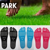 Wholesale 3 Colors Summer Nakefit Soles Lnvisible Beach Shoes Nakefit Foot Pads nikefit prezzo nakefit shoes beach foot feet pads WX C01