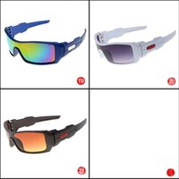 fahrradverkäufe großhandel-Männer Google Sonnenbrille Mode Outdoor Oversize Sonnenbrille Großhandel Billig Kunststoff Sport Fahrrad Eyegalses für Verkauf Marke Freies Verschiffen