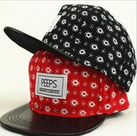 Wholesale Snapback Hats Sticker - Snapback Children skin with stickers baseball hat outdoor sunscreen street dance