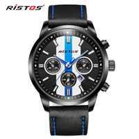 Wholesale Leather Case For Wrist Watches - Men Military Luxury Brand Quartz Watch Stainless Steel Case Casual Wrist watches for Man Sport relojes Outdoor Clock Leather Analog Watches