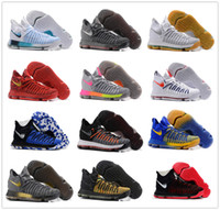 Wholesale Men Kd Shoe Cheap - New Arrival 2017 High Quality Kevin Durant 9 Elite Basketball Shoes Men Cheap BHM Kds KD 9 Sneakers KD9 Athletic Shoes For Sale Size 40-46