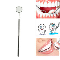 Wholesale Dental Mirror Wholesale - Useful Oral Care Ledteeth Whitening Dental Mirror Dental Inspect Instrument Glimpse Auto Dentist Mouth Healthy Tool
