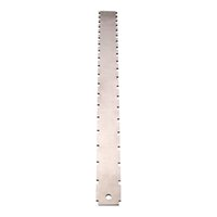 Wholesale Guitars Tool - Guitar Neck Notched Straight Edge Luthiers Tool for Most Electric Guitars for Fretboard and Frets Stainless Steel