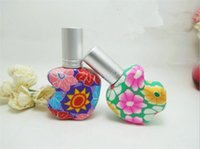 polymer clay wholesale-15ml polymer clay bottle, travel refillable empty atomiser spray perfume bottle,perfume container