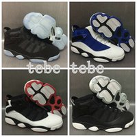 Wholesale Increase Ring - 2017 New Mens Air Retro 6 VI Rings Six Crowns Basketball Shoes Sports Running Men Trainers Athletics Retros 6s High Quality Sneakers