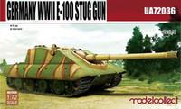 Wholesale E 72 - Wholesale- modelcollect model UA72036 1 72 Germany WWII E-100 Stug Gun