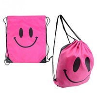 Wholesale Student Swimming - National Women Oxford Beach Swimming Drawstring Storage Backpack Newest Vintage College Students School shoulder Backpack