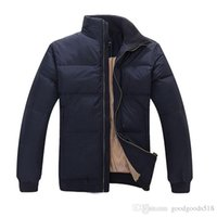 Wholesale Heavy Collar - 2017 Winter Branding Heavy Keep Warm 90% White Duck Down Jacket Coat Men's Down-Jacket Coat