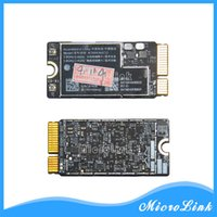 "Wholesale Macbook Air Ethernet - Wholesale- New BCM94360CS2 Wireless WIFI Bluetooth 4.0 Airport Card For Macbook Air 11"" A1465 13"" A1466 2013 MD711LL A MD760 BCM94360CS2AX"