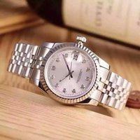 Wholesale Wrist Watch Original Straps - Swiss Top brands Luxury Silver Automatic mechanical wrist watch for men Fashion Stainless Steel Original strap Mens Casual watches Man gifts