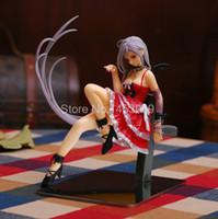 Wholesale Vampire Action Figures - Sexy Girl Anime Rosario and Vampire Akashiya Moka PVC Action Figure Collection Model Toy 16cm SG015